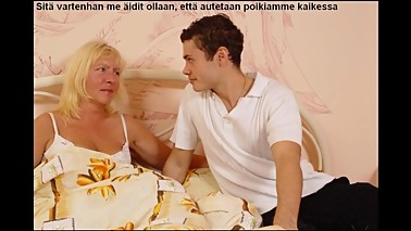 Slideshow with Finnish Captions: Russian Mom Kira 8