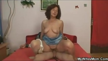 Mywifesmom - Unexpected ending for kink