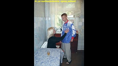 Slideshow with Finnish Captions: Russian Mom Tammy 1