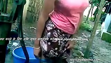 hot sexy arushi fucked in jungle-mynightsex
