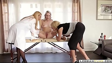 Pervert Step Mom Lesbian Doctor Therapy