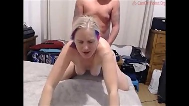 guy fucks his stepmom so hard that he cums