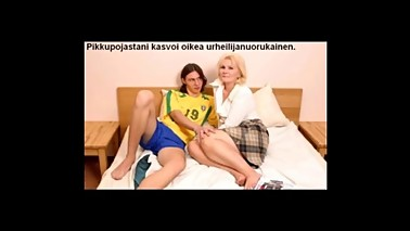 Slideshow with Finnish Captions: Russian Mom Lena 8