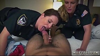 Teen makes milf squirt Noise Complaints make messy tramp cops like me