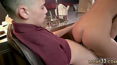 Jealous boss' partner takes mom creampie Horny Step Mom Gets Slammed