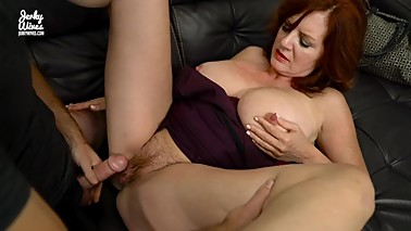 Andi James in stepguy is step mom's stress release