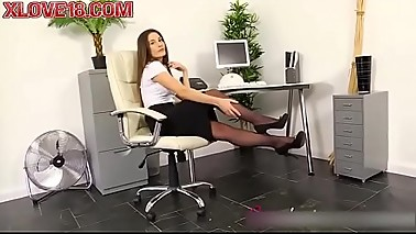 in pantyhose#64 - xlove18 com
