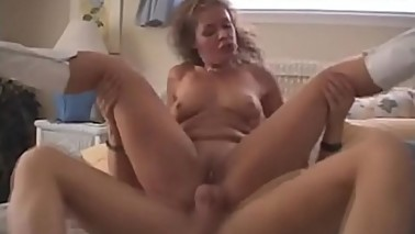 I stick hard dick in the hot mom pussy - FREE full video at TheXXXRoom.com