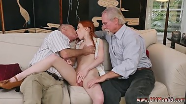 Old hairy bush and old stepmom handjob and old man pounding and 34dd