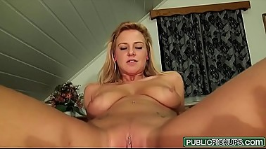 Mofos - (Nathaly Teges) - Flashing Double-Ds While She Skis