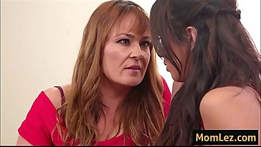 Teen Daughter corrupted by Older Mom
